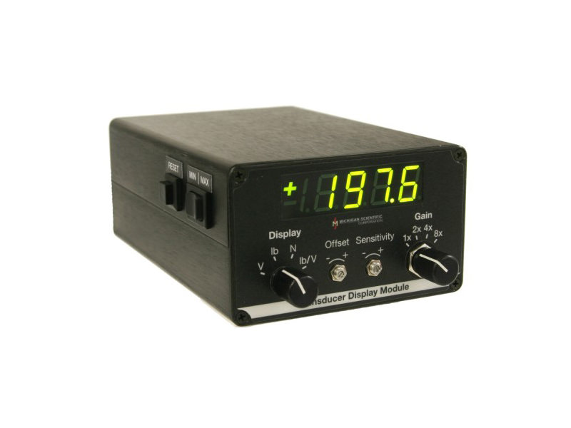 TDM Transducer Display Module